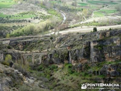 Senda Genaro - GR300 - Embalse de El Atazar - Patones de Abajo _ El Atazar; señalizacion senderismo